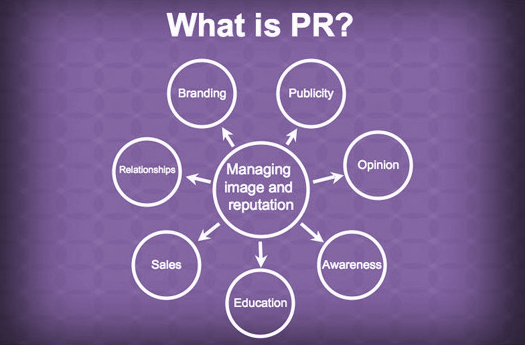 what is pr Public relations firm definition and explanation as defined by the government.